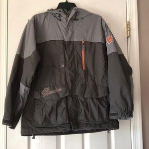 Kids Burton Gray winter ski jacket XL 14/16